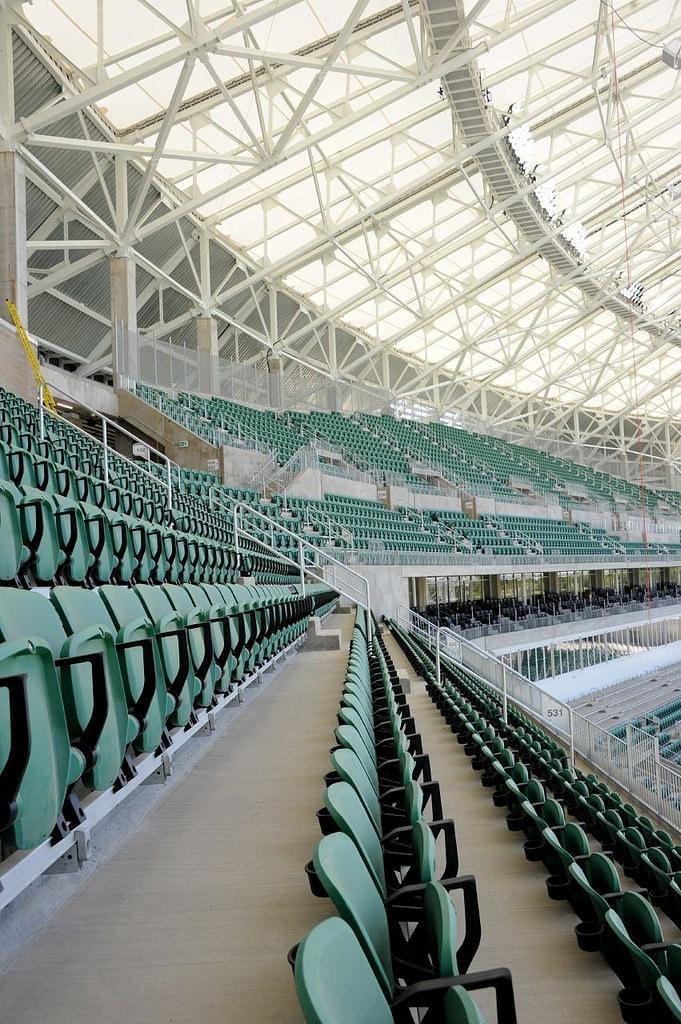 Mosaic Stadium Regina