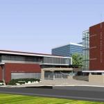 Carleton University - Azrieli Classroom & Theatres. Rendering