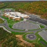 North Bay Regional Health Centre Aerial Photo