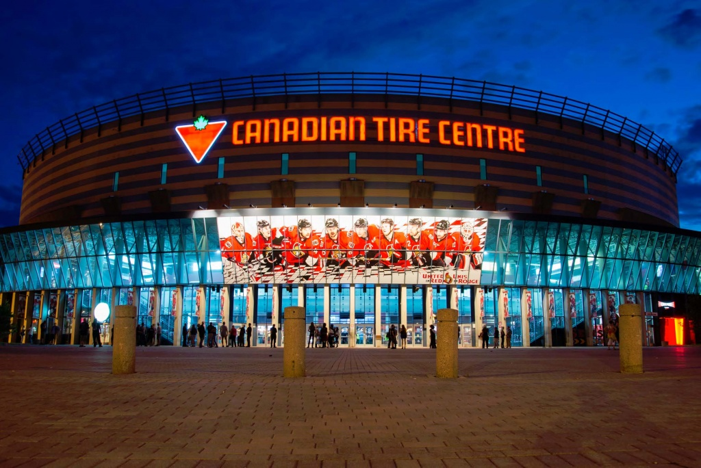 ZW Group | Canadian Tire Centre